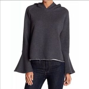 MELROSE AND MARKET cropped hoodie